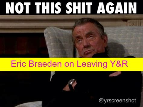 whos leaving young and restless is victor newman leaving young and the restless