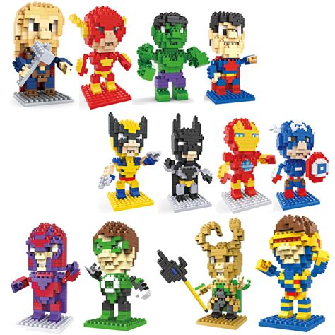 Blockers Characters Aliexpress Buy 2015 New Hsanhe Free Shipping 12 Blocks Figures Hsanhe Blocks