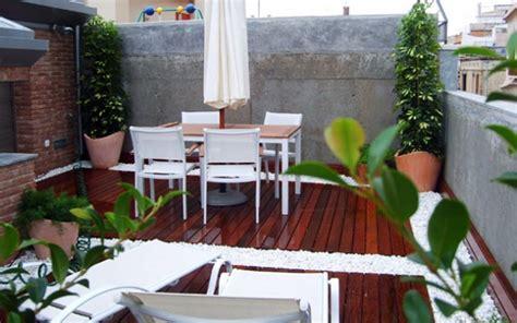 como decorar con plantas una terraza consejos para terrazas y balcones