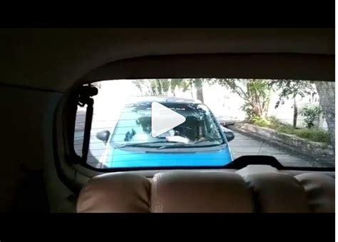 Tv Mobil Pekanbaru viral mobil goyang terekam di pekanbaru pelakunya