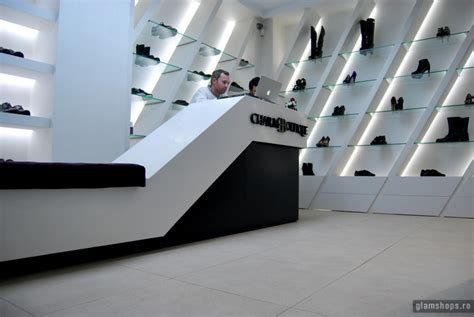 luxury shoe storage charme luxury shoe boutique bucharest 187 retail design