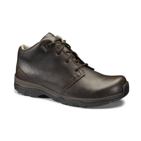 brasher traveller gtx grain leather walking shoes