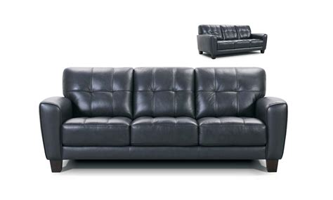 Mcgregor Furniture by Atollo Black Leather Chair Mcgregors Furniture