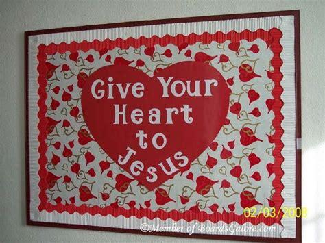 christian valentines day ideas church bulletin boards valentines church