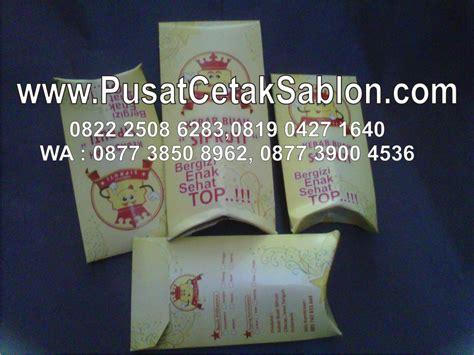 Kain Spunbond Jember cetak dus kemasan packaging pusat cetak sablon merchandise