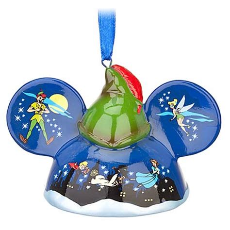 your wdw store disney ears ornament 40th anniversary
