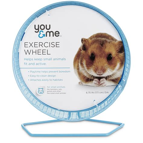 Wheel Hamster Kincir Hamster Mainan Hamster you me hamster wheel 6 75 quot petco