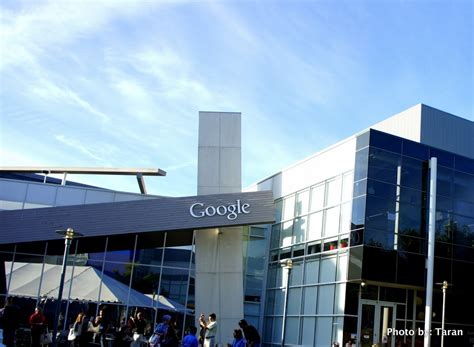 google office head quarters