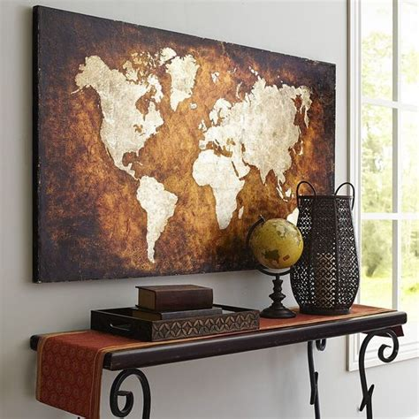 worldly decor 31 cool travel themed home d 233 cor ideas to rock digsdigs