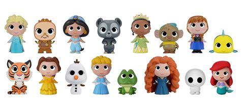 Blind Ninja Disney Disney Princesses Mystery Minis Blind Box Ikon