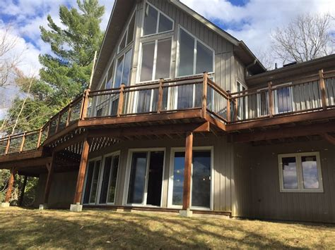 cottages for rent in ontario ontarios near north lakefront luxury cottage retreat cottages for rent in