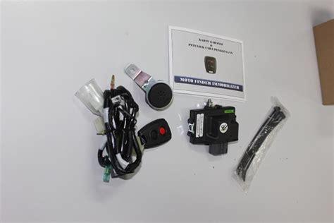 Alarm Anti Maling Pada Motor yamaha sematkan fitur anti maling pada gt eagle eye