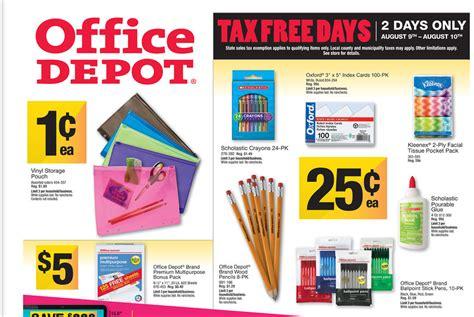 Office Depot Deals Being Frugal 101 Office Depot Deals Week Of 8 4