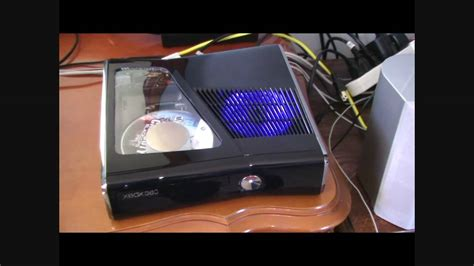 modded xbox 360 console modded xbox 360 slim console