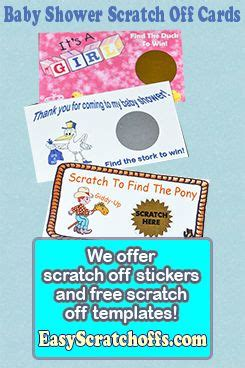 baby shower scratch top 37 ideas about print your own scratch cards and favors on valentines