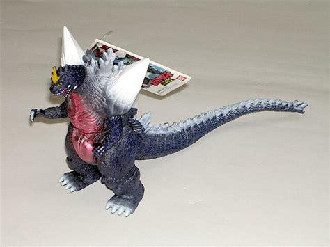 Godzilla Bandai 1998 Figure Kaiju toho kaiju space godzilla figure 1998 island blue