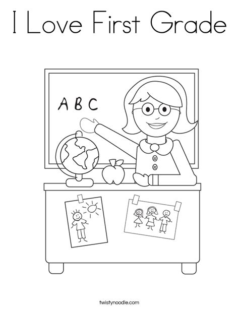 Coloring Pages For First Grade Chuckbutt Com Free Coloring Pages For Grade