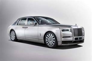 News For Rolls Royce New 2018 Rolls Royce Phantom Raises The Bar For Opulence