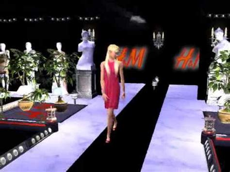 Hm Stage h m fashion runway show sims 2