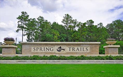 houses for sale in spring tx spring trails homes for sale spring tx 77386