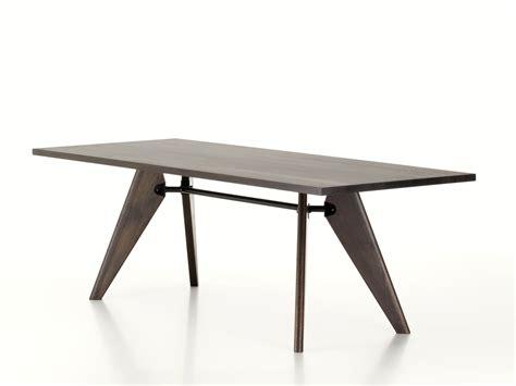 Buy the Vitra Table Solvay Smoked Oak at Nest.co.uk