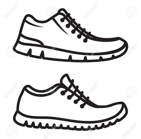 how to draw running shoes the added in my step i experienced on my run