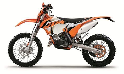 Motorrad 125ccm Enduro Test by Ktm Exc My16