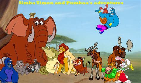 Cubs Toaster Simba Timon And Pumbaa S Adventures Series Pooh S