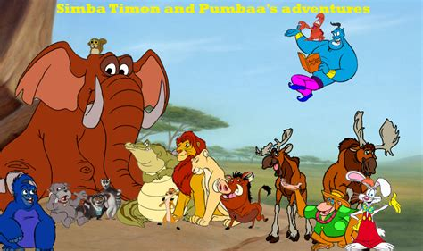 Simba, Timon, and Pumbaa's Adventures Series   Pooh's