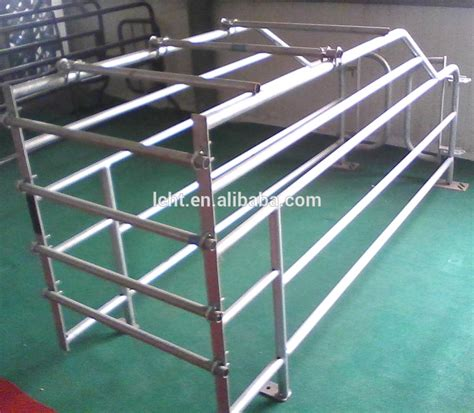 Feeders Supply Crates Gestation Crate Agricultural Poultry Pig Equipment