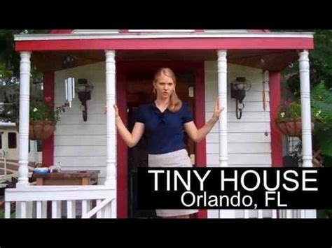 Small Home Builders Orlando Lives In Tiny House In Orlando Fl Rv Parked And