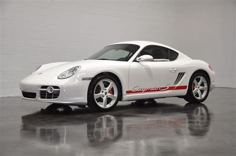 Cayman Porsche For Sale by 2008 Porsche Cayman S Coupe For Sale 69896 Mcg