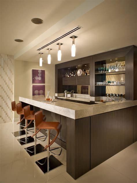 Contemporary home bar design ideas remodels amp photos