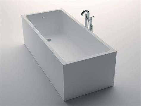 Corian Badewanne Freistehend design badewanne freistehend mineralwerkstoff hi macs