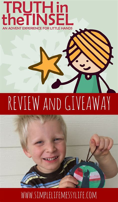 Review And Giveaway - truth in the tinsel archives steadfast family