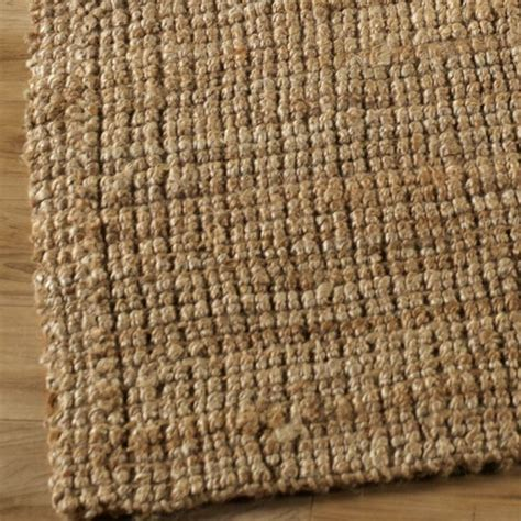 Boucle Rugs jute boucle rug