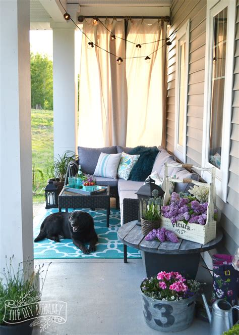 porch decor how to protect your outdoor cushions the happy housie