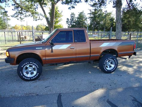 nissan 4x4 nissan other deluxe extended cab 2 door nissan