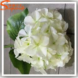 cheap silk flowers wholesale artificial hydrangea flowers cheap artificial hydrangea flower in stock buy