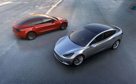 electric vehicles tesla official tesla model 3 announcement on electric cars