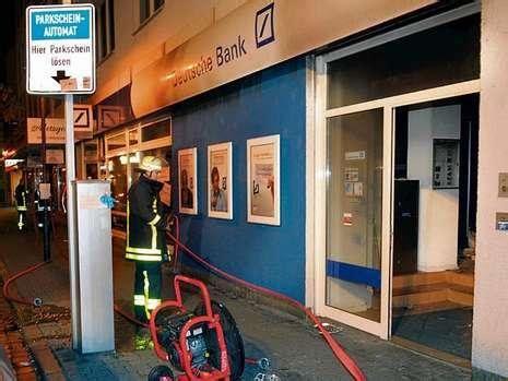 deutsche bank filiale frankfurt am frankfurt am nach anschlagserie ein jobber in u