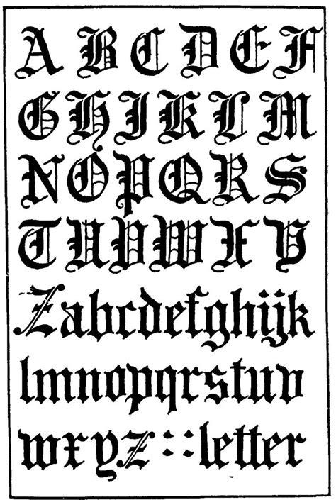 tattoo alphabet transfers 12 best tattoo fonts images on pinterest tattoo fonts