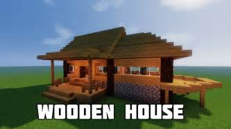 build house minecraft build tutorial how to build a starter house