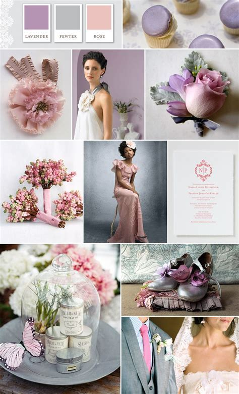 45 best Dusty lavender wedding inspiration images on