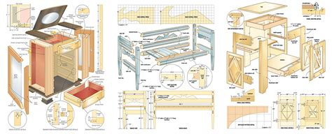 Free Woodworking Plans Projects And Patterns