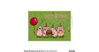 happy birthday from all of us funny birthday card r341f535c4e1a49f283ddeeb686c02afe xvuak 8byvr