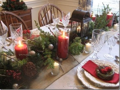 Cheap Kitchen Cabinets Uk 24 inspiring rustic christmas table settings digsdigs