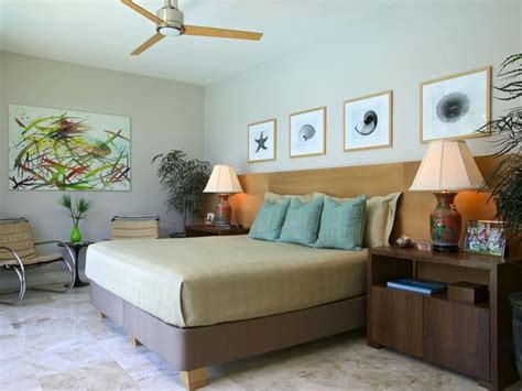 beach themed master bedroom midcentury modern coastal themed bedroom hgtv