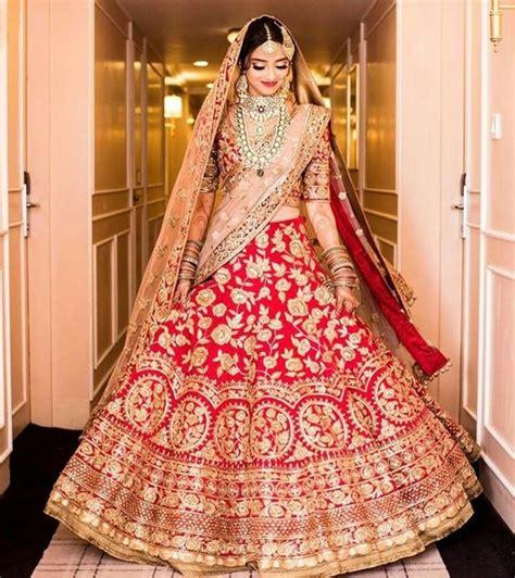 indian bridal wedding lehenga choli style sarees designs of sarees party wear wedding bridal lehenga designs 2017 2018 collection