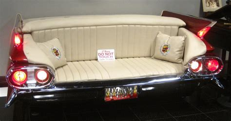 car sofas 1960 cadillac couch